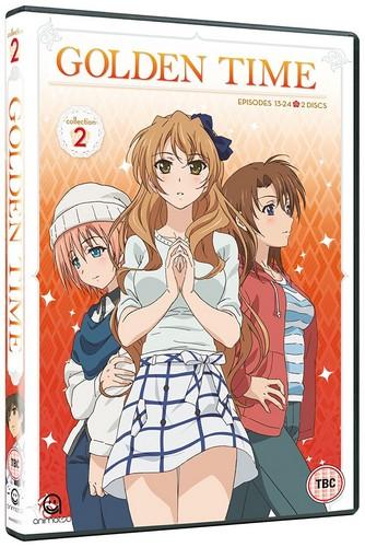 Golden Time Collection 2 (Episodes 13-24) (DVD)