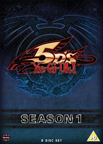 Yu Gi Oh 5ds: Season 1 - (Episodes 1-64)