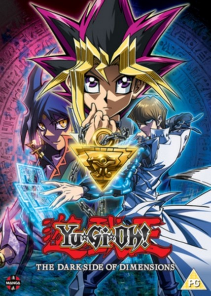 Yu-Gi-Oh! The Movie: Dark Side Of Dimensions (DVD)