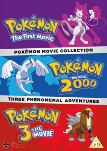 Pokemon Movie Collection (DVD)