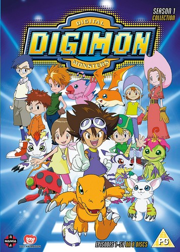 Digimon: Digital Monsters Season 1 (DVD)