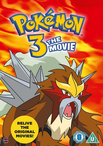 Pokemon 3: The Movie [DVD]