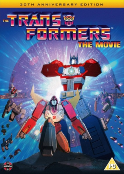 Transformers The Movie 30Th Anniversary Edition (DVD)