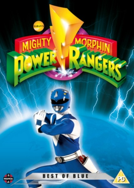 Power Rangers: The Best of Blue (DVD)