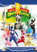 Mighty Morphin Power Rangers Complete Season 1-3 Collection (DVD)