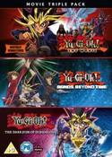 Yu-Gi-Oh! Movie Triple Pack (DVD)