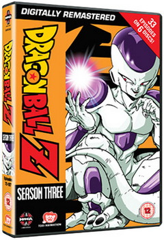 Dragon Ball Z Season 3 (DVD)