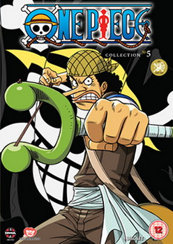 One Piece (Uncut) Collection 5 (Episodes 104-130) (DVD)