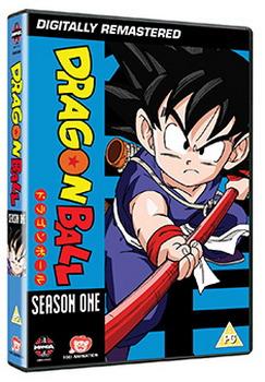 Dragon Ball Season 1 (Episodes 1-28) (DVD)