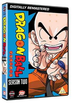 Dragon Ball Season 2 (Episodes 29-57) (DVD)