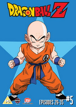 Dragon Ball Z Season 1 Part 5 Episodes 29-35 (DVD)