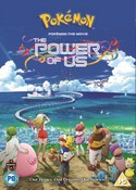 Pokemon the Movie: The Power of Us (DVD)