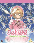 Cardcaptor Sakura: Clear Card - Part Two [Blu-ray]
