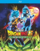 Dragon Ball Super: Broly -(Blu-Ray)