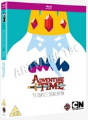 Adventure Time - The Complete Second Season [Blu-ray]