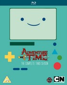 Adventure Time - The Complete Third Season [Blu-Ray]