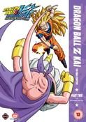 Dragon Ball Z KAI Final Chapters: Part 2 (Episodes 122-144) (DVD)