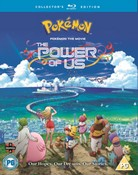 Pokemon the Movie: The Power of Us Collector's Edition (Blu-ray)