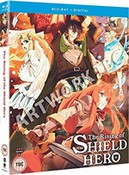 The Rising of the Shield Hero: Season One Part One -  (Blu-Ray)
