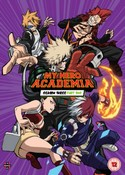 My Hero Academia: Season Three Part Two (DVD)