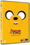 Adventure Time - The Complete Fifth Season (DVD)