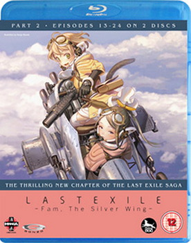 Last Exile: Fam  The Silver Wing Part 2 (Episodes 12-23) (Blu-ray)
