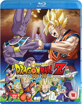 Dragon Ball Z: Battle Of Gods (Blu-ray)