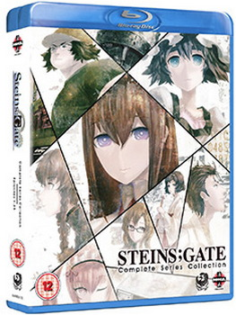 Steins Gate: The Complete Series [Blu-ray]