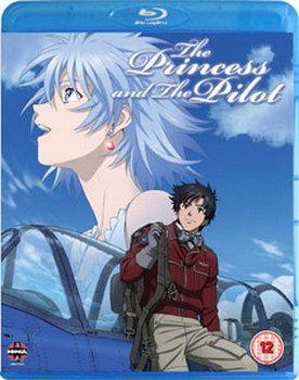 The Princess And The Pilot (Blu-ray)