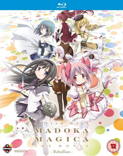 Puella Magi Madoka Magica The Movie: Part 3 - Rebellion (Blu-ray)