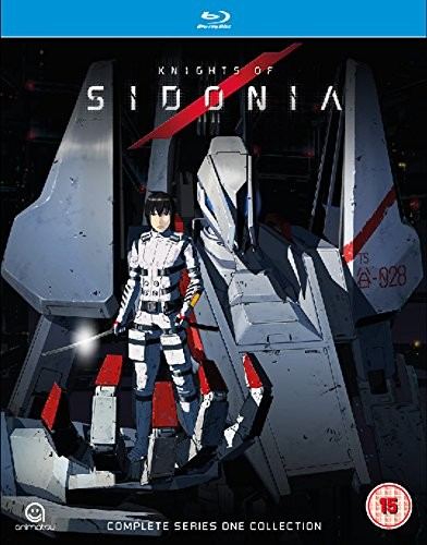 Knights Of Sidonia: Complete Series 1 Collection (Episodes 1-12) Deluxe Edition (Blu-ray)