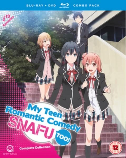 My Teen Romantic Comedy SNAFU Too! (Episodes 1-13) Blu-ray/DVD Combo (Blu-ray)