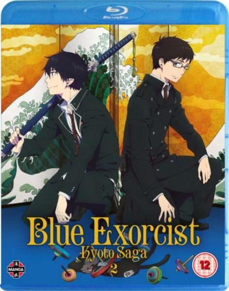 Blue Exorcist (Season 2) Kyoto Saga Volume 2 Blu-ray (Episodes 7-12) (Blu-ray)