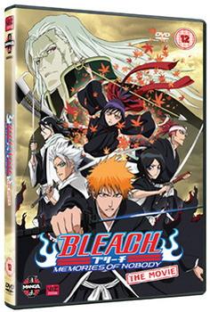 Bleach - The Movie - Memories Of Nobody (DVD)