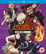My Hero Academia: Season Three Part Two Blu-ray/DVD Combo