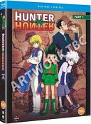 Hunter X Hunter Set 1 (Episodes 1-26) [Blu-Ray]