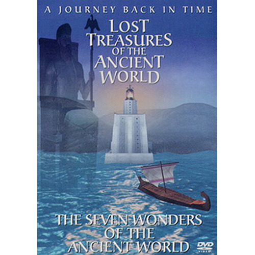 Lost Treasures Of The Ancient World - Seven Wonders Of The Ancient World (DVD)