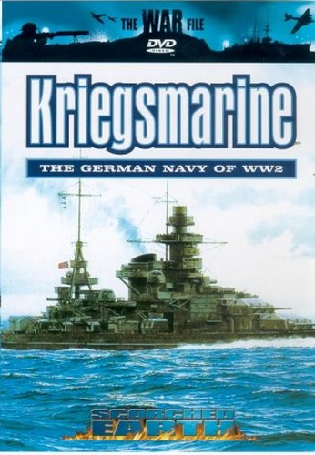 Kriegsmarine - The German Navy Of World War 2 (DVD)