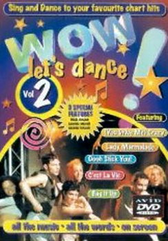 Wow! Let`S Dance 2 (Volumes 3&4 Of The Videos) (DVD)