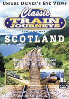 Classic Train Journeys: Scotland & The Highlands (Vol 1) (DVD)