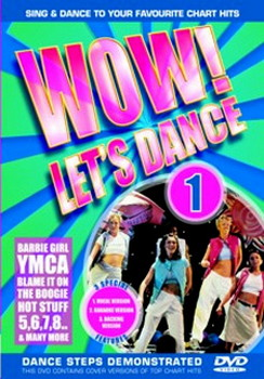 Wow! Let`S Dance Vol 1 (2006 Edition) (DVD)
