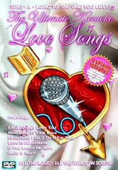 Ultimate Karaoke Love Songs (DVD)