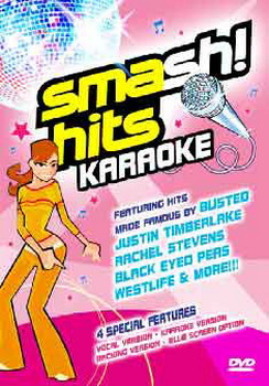 Smash Hits Karaoke (DVD)