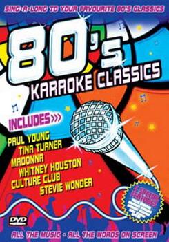 80`S Karaoke Classics (DVD)