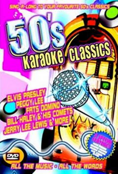 50`S Karaoke Classics (DVD)