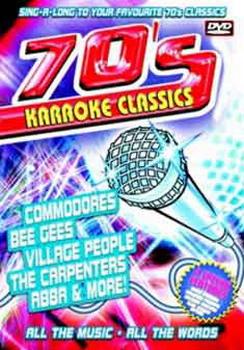 70`S Karaoke Classics (DVD)
