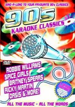 90`S Karaoke Classics (DVD)