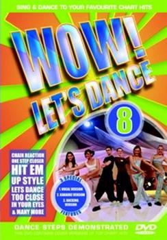 Wow! Let`S Dance Vol 8 (2006 Edition) (DVD)