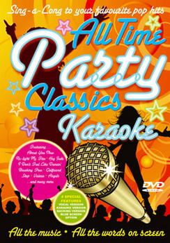 All Time Party Classics Karaoke (DVD)