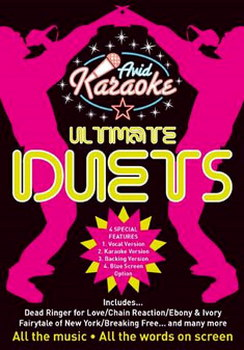 Ultimate Karaoke Duets (DVD)
